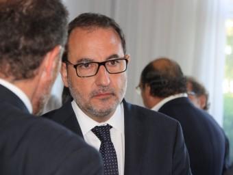 El candidat d'Unió al 27-S, Ramon Espadaler ACN
