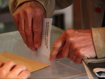 96.000 catalans ja han emès el seu vot ACN