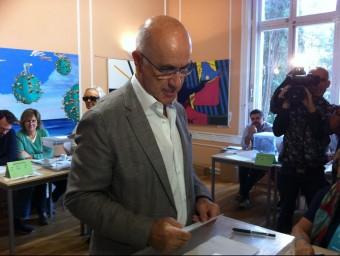 Duran, emeten el seu vot EUROPA PRESS