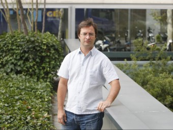 Octavi Uyà és un dels socis fundadors de Nautal.  ORIOL DURAN