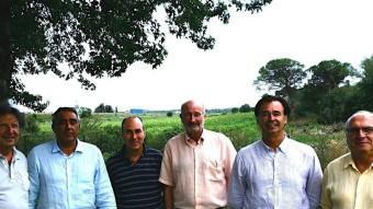 Membres del GIG en una trobada a l'agost Foto:EUROPA PRESS