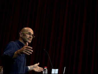 Raül Romeva l'endemà de les eleccions del 27-S EFE