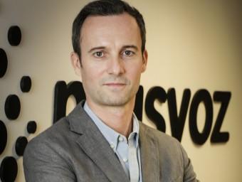 Alfred Nesweda, director general de Masvoz.  Foto:L'ECONÒMIC