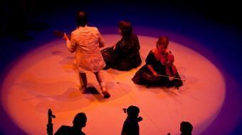 Una imatge de l'espectacle