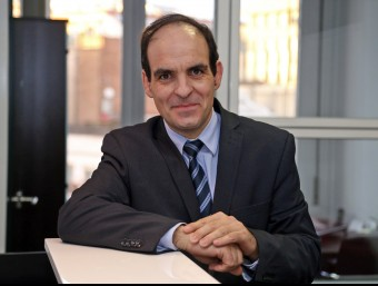 José Antonio Marta és la segona generació d'un negoci fundat pel seu pare i el seu oncle.  Foto:JUANMA RAMOS