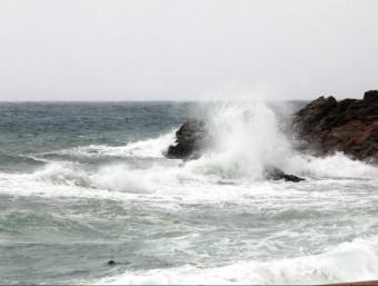 Llevantada a Lloret de Mar JOAN SABATER