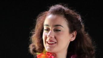 Un moment de l'obra de la Companyia Solitària de Teatre JOAN SABATER