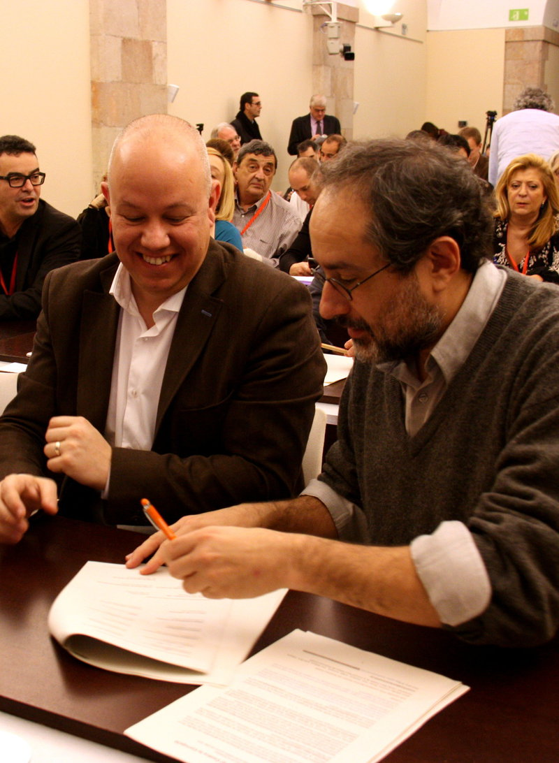 Pp Only Party Not To Sign Anti Corruption Pact Staff Barcelona