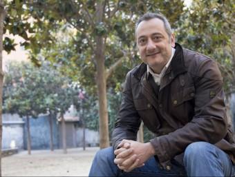 Joan Balés, un dels socis fundadors de Kiviti.  Foto:ALBERT SALAMÉ