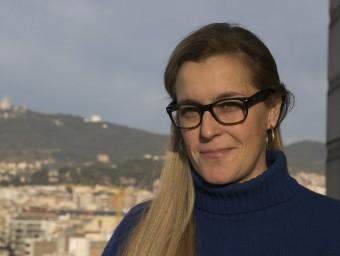 Olga Sala és una de les sòcies de Monapart.  ALBERT SALAMÉ