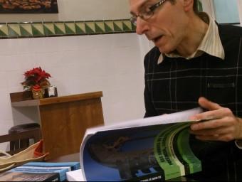 Josep Maria Planes és l'autor de la biografia dels Sobies , que ha editat la regidoria de Cultura de l'Ajuntament de Tàrrega E.POMARES