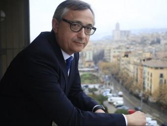Agustí Codina és el director general de la cadena gironina Med Playa.  LLUÍS SERRAT