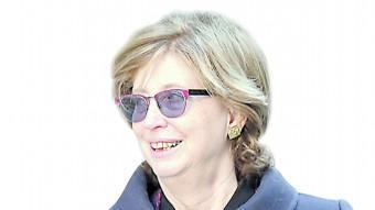 Irene Rigau ha estat consellera de Benestar Social, al govern de Pujol, i d'Ensenyament, amb Artur Mas ARXIU