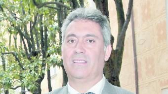 Jordi Ciuraneta , de la Palma d'Ebre, en una foto d'arxiu el punt avui