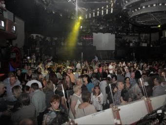 La discoteca Big Ben, la més coneguda de Ponent arreu del país, va tancar portes a causa de la crisi l'estiu passat J.A.P
