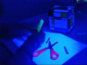 A la pluja d'idees invertides les coses funcionen, és clar, a l'inrevés.  Foto:ARXIU