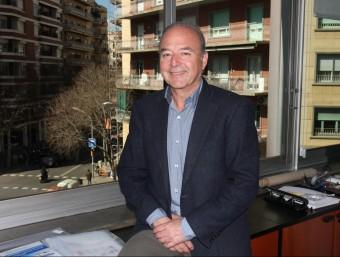 Gustavo Piera és empresari, conferenciant, formador i 'coach' executiu.  FRANCESC MUÑOZ