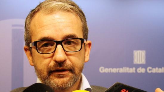 Josep Ginesta, secretari general de Treball, Afers Socials i Famílies Foto:ACN