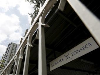 Vista de les oficines de la Firma Mossack-Fonseca a la ciutat de Panamà REUTERS