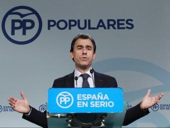 Fernando Martínez Maillo, vicesecretari d'organització del PP EUROPA PRESS
