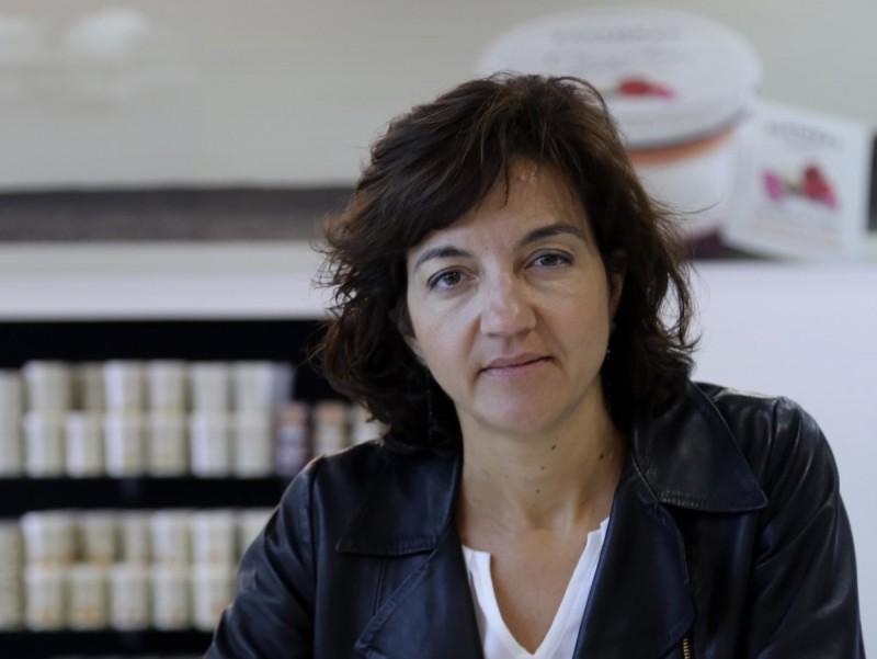 Teresa Vallès, cofundadora de l'empresa Pastoret.  QUIM PUIG