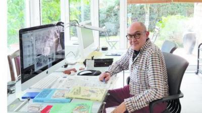 Boldú va crear 'Sexcéntricos' i 'Mario Gamma: el Griego'. La seva vida és un ampli ventall d'experiències on hi ha querelles, reclamacions i èxits