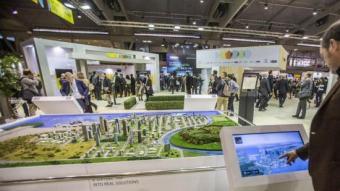 Els guanyadors de l'SmartCAT Challenge podran implementar les seves solucions i presentar-les al congrés mundial de ciutats intel·ligents JOSEP LOSADA