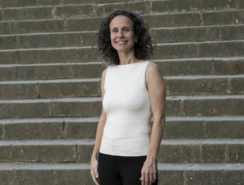 Cristina Quilés, consellera delegada d'Aelix Therapeutcs.  Foto:JOSEP LOSADA