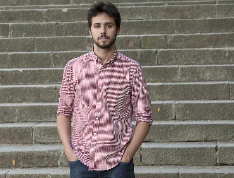 Marc Antoni Macià, cofundador de NoviCap  Foto:JOSEP LOSADA