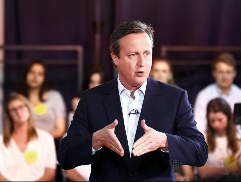 Molts han qualificat el primer ministre del Regne Unit de temerari per convocar el referèndum.  ARXIU