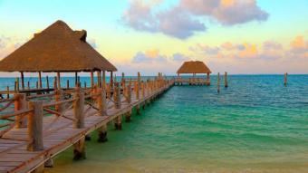 Les platges de Cancun ofereixen hores de relaxació en un entorn natural privilegiat.