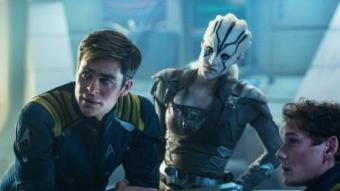 'Star Trek: más allá'  PARAMOUNT