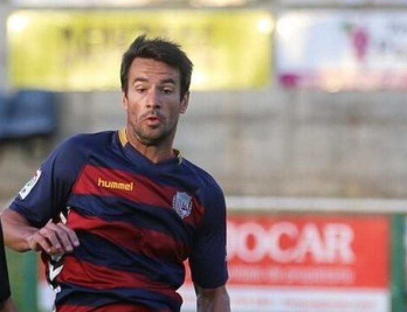 Sebas Setti ja va debutar ahir al camp de la Jonquera Foto:Q.P