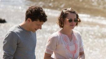 Jesse Eisenberg i Kristen Stewart protagonitzen el nou film de Woody Allen EONE