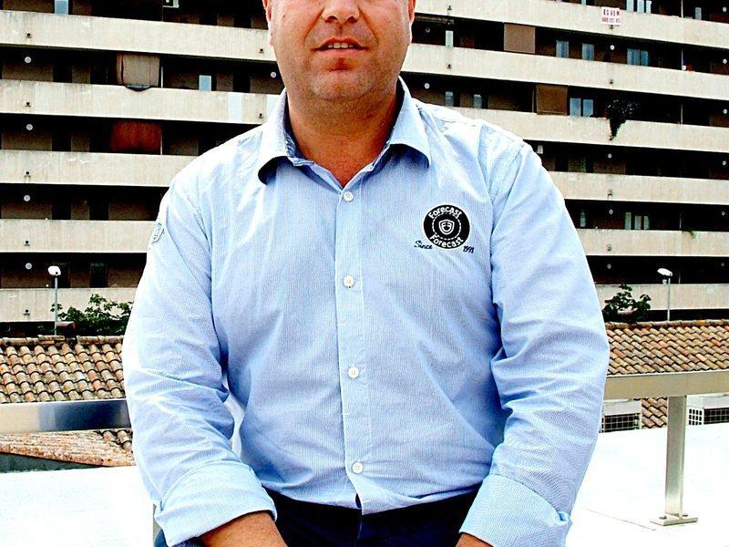 Jordi Bonet delegat de la Federació a Girona J.SOLER