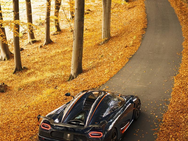 Els models de Koenigsegg utilitzen materials compostos.  ARXIU