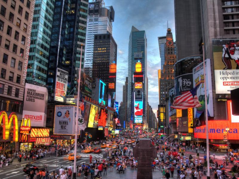 Les ciutats, com Nova York, tenen una dinàmica de creixement pròpia i diferenciada.  ARXIU