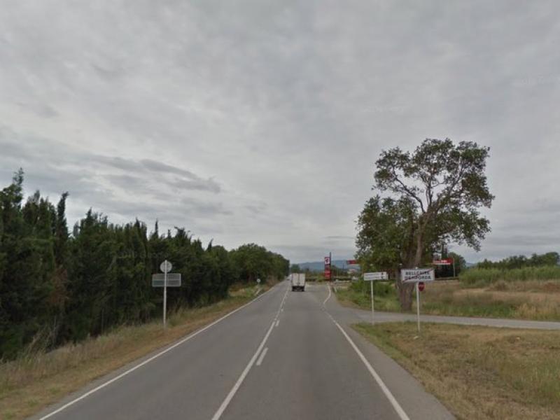 La nova rotonda es construirà a la carretera que porta a l'Escala EPA
