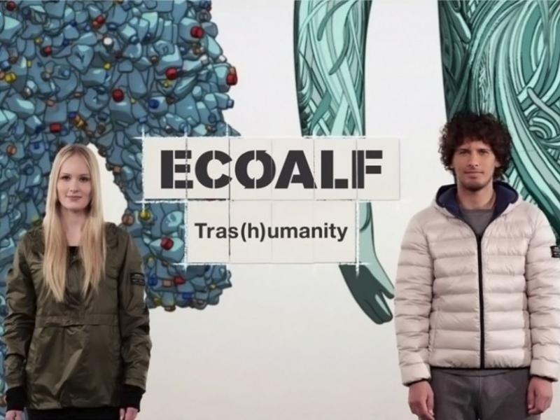 Ecoalf ha esdevingut una referència en l'ús de plàstic reciclat per elaborar roba de disseny.  ARXIU