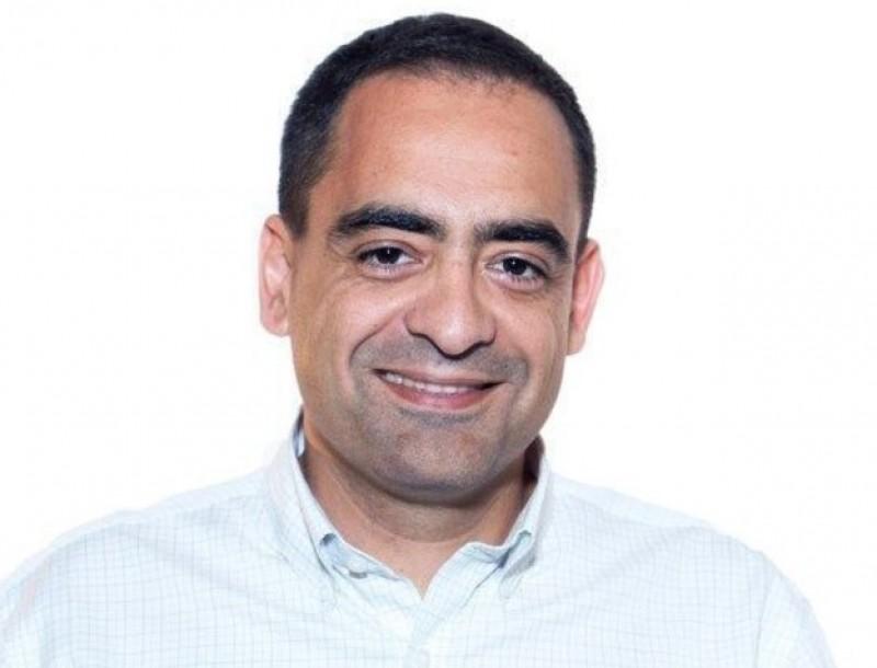 Nacho Lafuente, fundador i CEO de Datumize.  Foto:L'ECONÒMIC