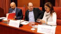 Comissió de control de l'actuació de la CCMA, al Parlament