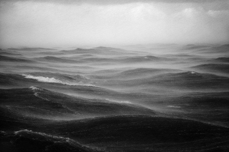 """La mar infinita"""