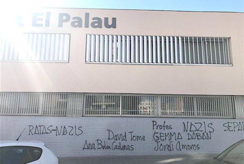 Resultat d'imatges de solidaritat ies el palau