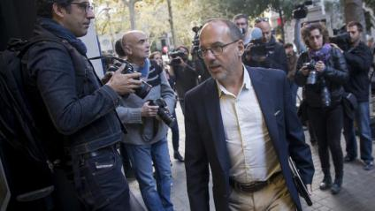El portaveu del PDeCAT, Carles Campuzano