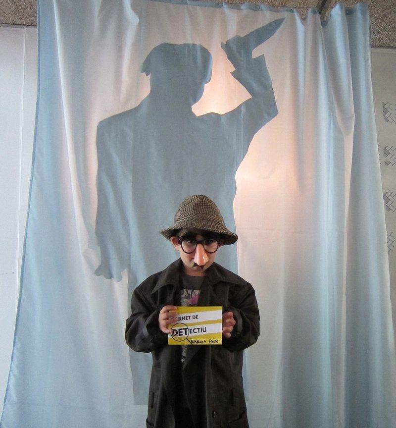Imatge de l'Elefant Pam, que és un dels detectius que ha acabat l'activitat.