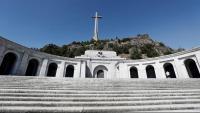El Valle de los Caídos, objecte dels atacs dels antifranquistes