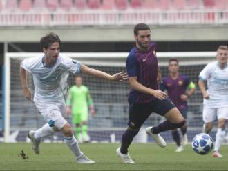 Abel Ruiz, un any més, reforçarà el juvenil en la Youth League