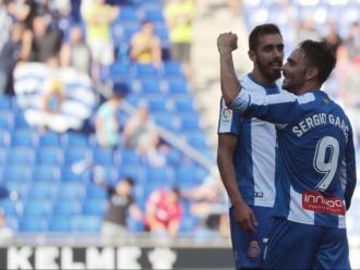 Borja Iglesias, Leo Baptistão i Sergio García, titulars en les tres darreres jornades de lliga