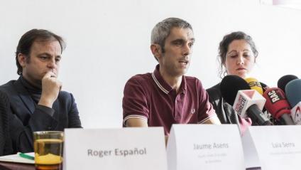 13 policies investigats per l'actuació a l'Escola Ramon Llull on Roger Español va perdre un ull