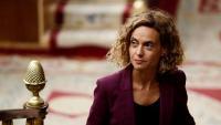 La ministra de Política Territorial, Meritxell Batet